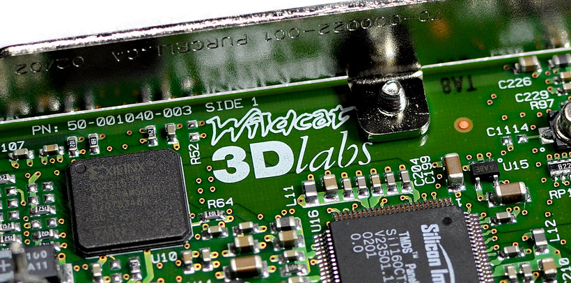 ZiiLABS was formerly known as 3DLabs Ltd., a renowned provider of in-house designed graphics accelerators and software for the professional OpenGL CAD/CAM/CAE markets.
