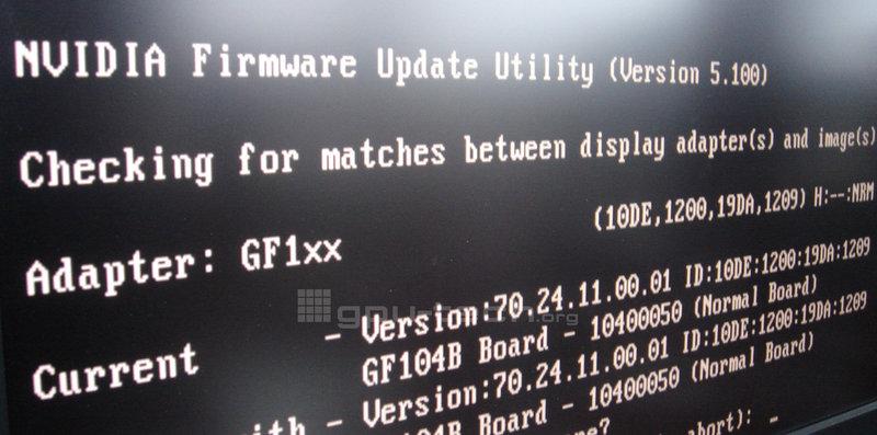 The GF114 GPU on Geforce GTX 560 Ti is GF104B really