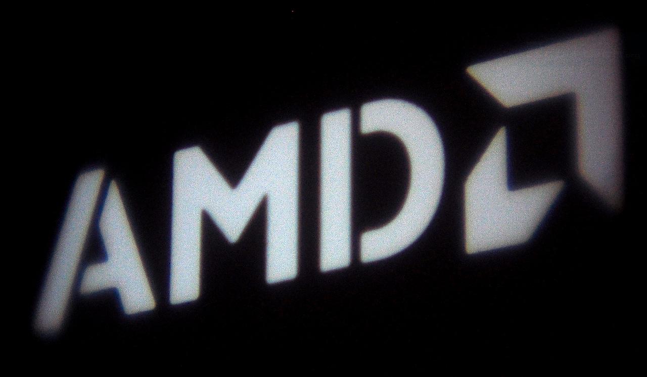 AMD Company Logo