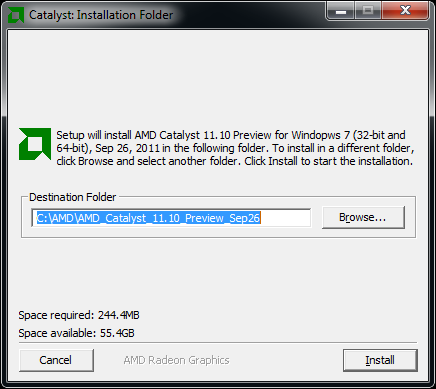 GPU-Tech org - AMD Catalyst Driver 11 9 WHQL out