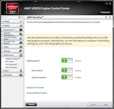 GPU-Tech org - AMD Catalyst Driver 11 8 features CPU