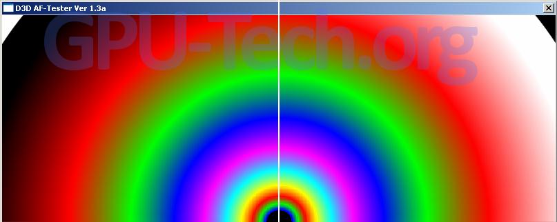 Radeon HD 5000 Anisotropic Filtering examined 1xAF