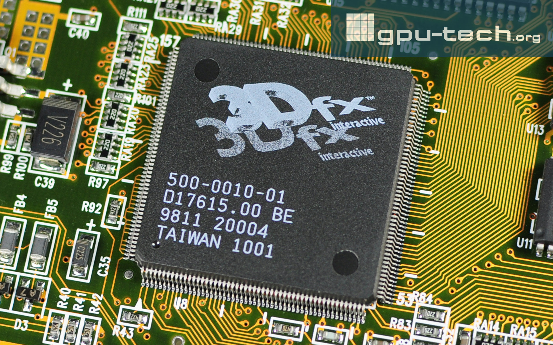 3dfx Voodoo 2: SST-96 TMU